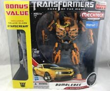 Transformers DOTM Dark of the Moon Leader Class Bumblebee w Starscream MISB