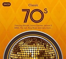 Classic 70s by Various Artists Music CD