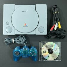New listing Original Playstation 1 Ps1 Console W/ Controller Tony Hawk 2 Game Tested Cleaned