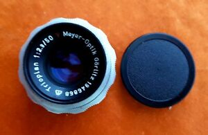 Trioplan Meyer - Optik Görlitz Trioplan 2,9 / 50mm für Altix mount . Classic-C
