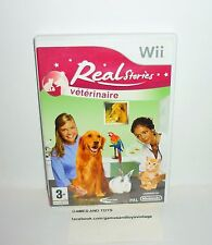 JEU NINTENDO WII COMPLET REAL STORIES VETERINAIRE REF 22