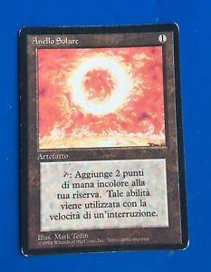 Anello solare - Magic the gathering - Limited ITA