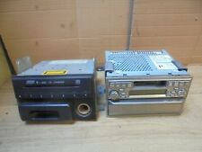 NISSAN RADIO STEREO CASSETTE PLAYER AND 6 DISC CD CHANGER 28113-8H300