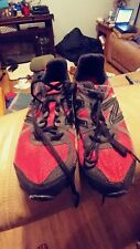 New Balance 520 Trail Running Hiking Shoes Black Red SIZE 9D MENS ME520RG1