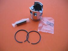 Piston 66mm Bore 69.5mm Height Rings Kit for Yamaha DT 175 YT175 STD Motorcycle