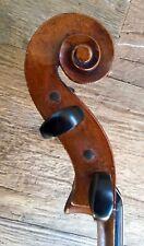 Old beautiful CELLO XIX sec. violoncello antico, italian? YOUTUBE SAMPLE