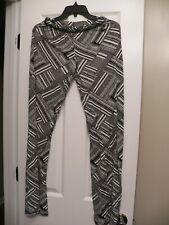 Victoria Secret PINK Black/White Yoga Lounge pants Size XS