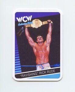 #TN07363 RAVISHING RICK RUDE Saturday Night WCW Wrestling CARD