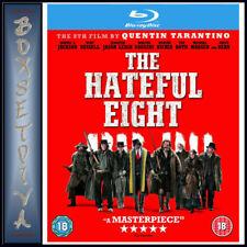 The Hateful Eight Blu-ray 2015 Western Classic 8 Starring Kurt Russell