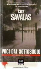 LARA SAVALAS - VOCI DAL SOTTOSUOLO