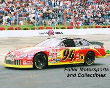 BILL ELLIOTT #94 McDONALD'S AT MARTINSVILLE 1999 NASCAR WINSTON CUP 8X10 PHOTO