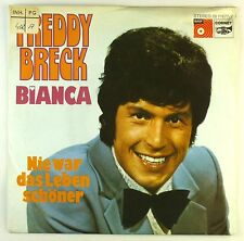 """7"""" Single - Freddy Breck - Bianca - S1415 - washed & cleaned"""