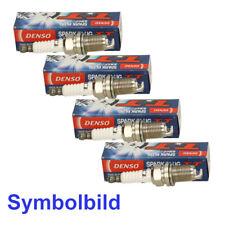 4 DENSO Zündkerzen für FIAT 500 C,500L,BRAVO II,DOBLO,DOBLO/Kombi; ZASTAVA 10