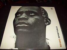 Negro Spirituals LP Record