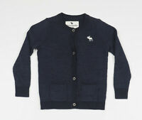 BNWT Abercrombie Kids Girls long sleeved Cardigan Size 3-4 * RRP £ 24
