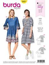 Burda Style Schnittmuster - Kleid – Empirekleid - Nr.6401