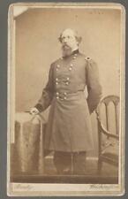 Civil War Era CDV Union General James B Ricketts Battle of Monocacy by Brady