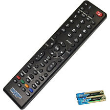 HQRP Remote Control fits Toshiba 14-58 Series LCD LED HD TV Smart 3D Ultra 4K