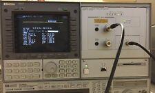 HP 70820A Microwave Transition Analyzer DC-40GHz & 70004A