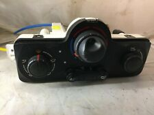 RENAULT-CLIO-MK3-HEATER-CONTROL-PANEL-WITH-AIR-CON 69597003 2005-2012