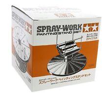 Tamiya Spray Work Painting Stand Set Free posting New Japan Import P&P