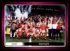 Panini Euro 2012 - 1992 Danmark History No. 530