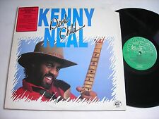 Kenny Neal Devil Child 1989 Stereo LP VG++