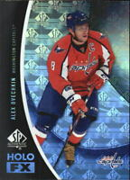 2010-11 SP Authentic Holoview FX #FX8 Alexander Ovechkin
