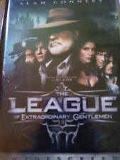 The League of Extraordinary Gentlemen (DVD) Starring Sean Connery  NEW/SEALED