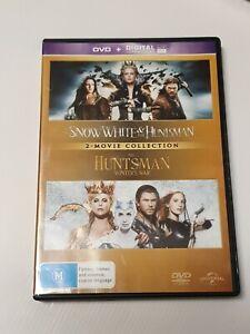 Snow White & The Huntsman / The Huntsman Winter's War - Digital Ultraviolet