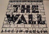 Roger Waters The Wall Live in Berlin 1990 846 611-1 Vinyl LP Double Album