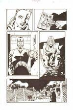 Establishment #9 p.22 Jenny Sparks - Walking Dead Artist - art by Charlie Adlard Comic Art