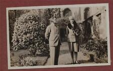 Ely Cathedral Gardens 1931 photograph    zh.198