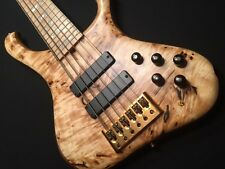 MINT Marleaux custom bass exotic woods BRAND NEW 4 5 6 Smith F P zon sei drozd
