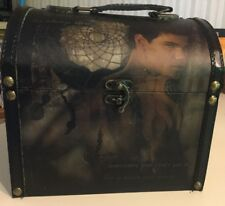 NECA Twilight Saga New Moon Carrying Case Storage Box Trunk Shaped