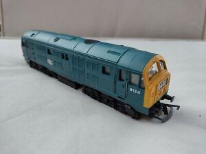Hornby Class 29 Diesel loco 6124 BR Blue Livery OO Gauge