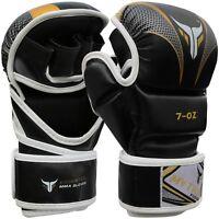 Mytra Fusion MMA Gloves Grappling Gloves Martial Arts Gloves Sparring Gloves