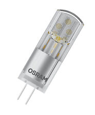 Osram DEL Star Pin g4 12 V Warmweiss 2.4 W comme 28 W g4 Ampoules