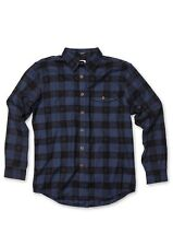 MATIX Native Buffalo Flannel Shirt (L) Navy