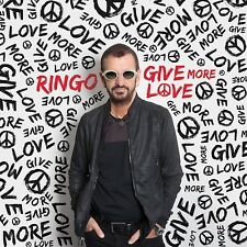 RINGO STARR - GIVE MORE LOVE (LP)   VINYL LP NEW!