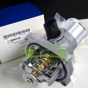New 96984104 Thermostat Assembly For GM Chevy Aveo Cruze Tracker Pontiac G3