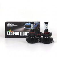 JDM ASTAR 2x 1G CREE 5202 5201 White LED Bulb Fog Driving Daytime Running Light