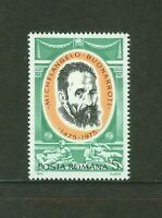 RUMANIA/ROMANIA 1975 MNH SC.2541 M.Buonarroti,sculptor and painter