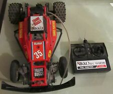 GIG NIKKO Frame Buggy Turbo Panther + radiocomando radio tele rara SPESE GRATIS