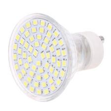 LAMPADINA FARETTI GU10 60 LED 3528 SMD BIANCO 4,5W 230V L1S2 C4W1