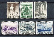 Nederland  550 - 555 ongebruikt