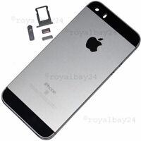 iPhone SE Aluminium Mittel-Rahmen Space Grau Gehäuse+Tasten NEU TOP Qualität