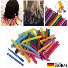 24/40x Magic Frisur Salon Haar Lockenwickler Spirallocken Spiral Curls DIY Tools