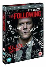 The Following - Season 3 [DVD] [2015][Region 2]