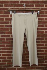 FootJoy Mens Golf Pants Size - 40 W X 32 L Slacks Khaki Flat Front